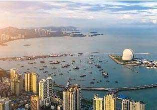珠海海景旅游